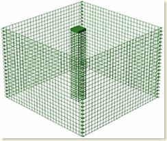 Wire Mesh Composter